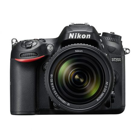 Фотоаппарат Nikon D7200 Kit 18-140 VR