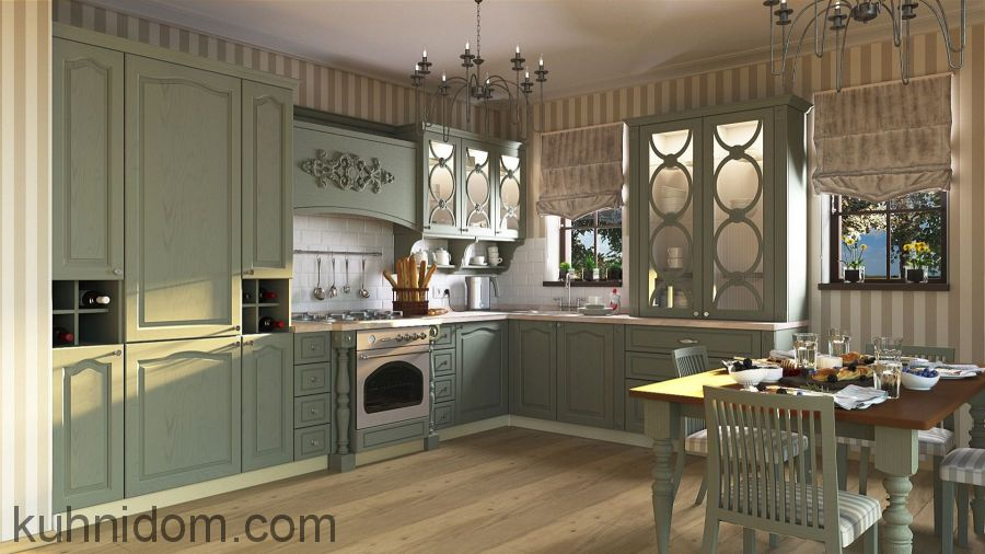 Кухня Стефания