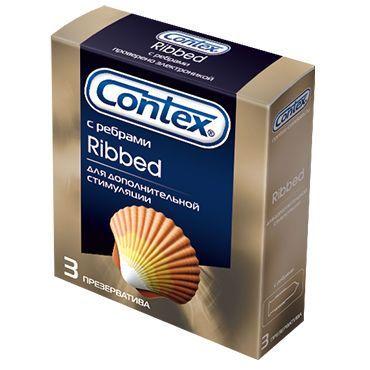 Contex Ribbed, 3 шт