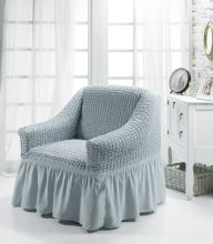 "Чехол для кресла ""BULSAN"" (зеленый)  Арт.1797-15"
