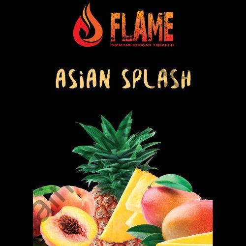 Flame 100 гр - Asian Splash (Азиатский Всплеск)
