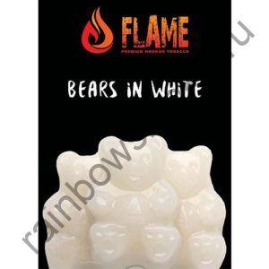 Flame 100 гр - Bears in White (Медведи в Белом)