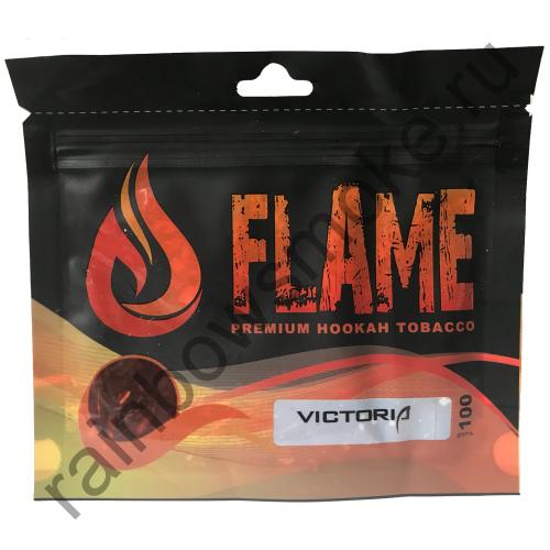 Flame 100 гр - Victoria (Клубника)
