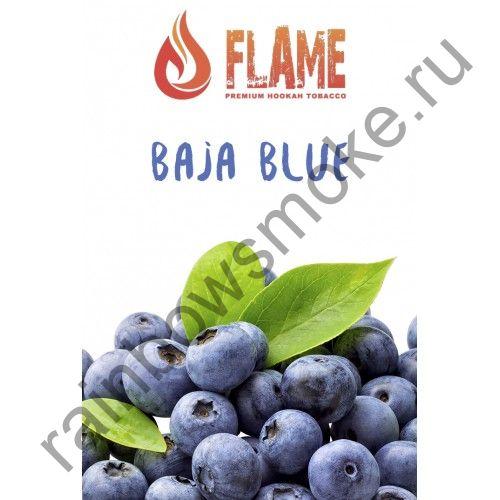 Flame 100 гр - Baja Blue (Бая Блю)