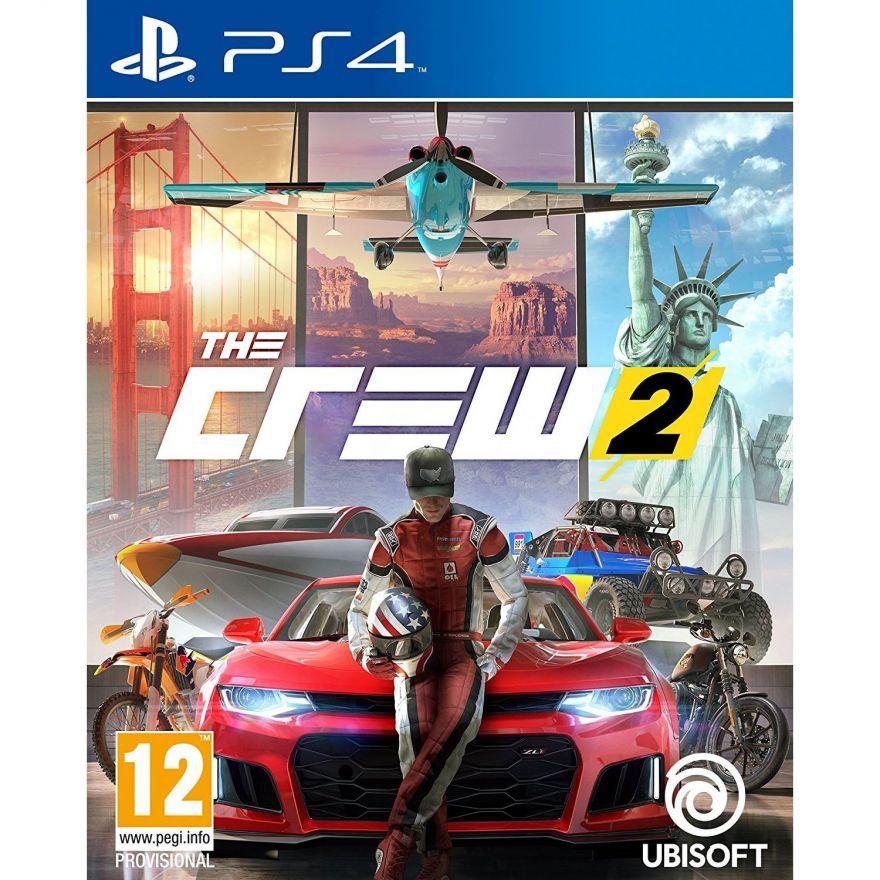 Игра The Crew 2 (PS4)