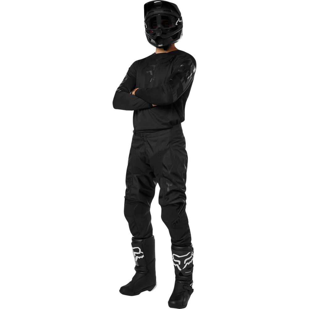 Fox - 2019 180 Sabbath комплект джерси и штаны, черные