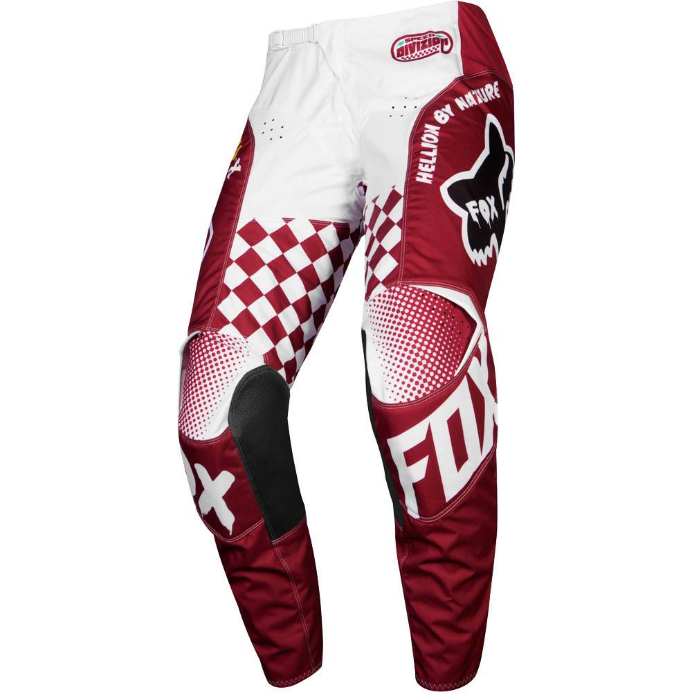 Fox - 2019 180 Czar Cardinal штаны, красные