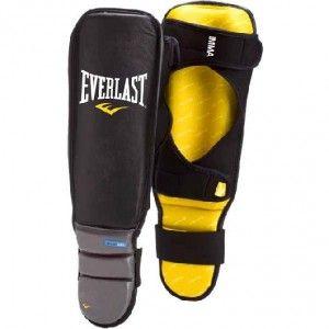 Защита голени и стопы Everlast MMA Gel Grappling, размер LXL, артикул 7950LXLGLU