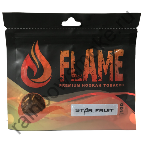 Flame 100 гр - Star Fruit (Стар Фрут)