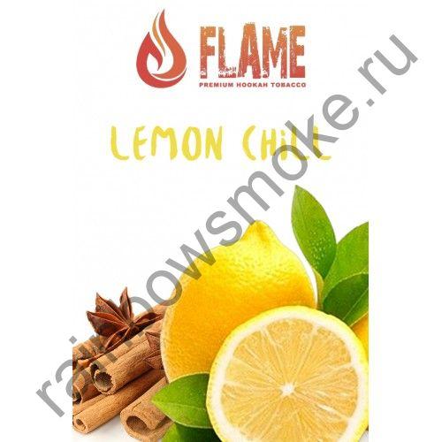 Flame 100 гр - Lemon Chill (Лимонный Холодок)