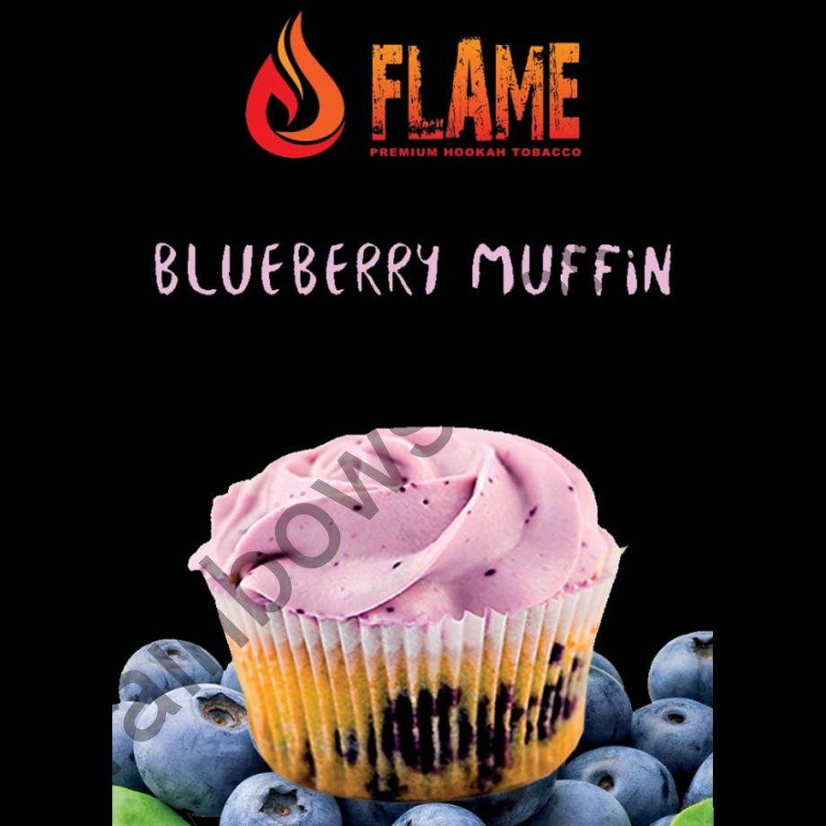 Flame 100 гр - Blueberry Muffin (Черничный Маффин)