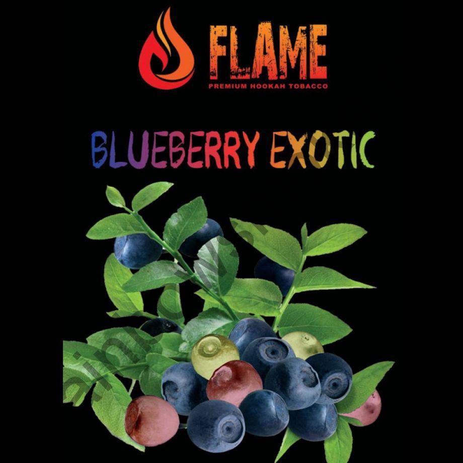 Flame 100 гр - Blueberry Exotic (Черничная Экзотика)