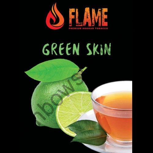 Flame 100 гр - Green Skin (Зеленая Кожа)