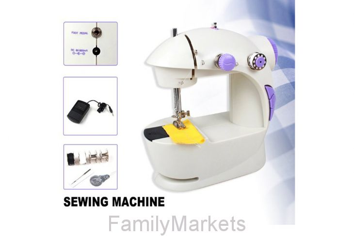 Мини швейная машина 4в1 MINI SEWING MACHINE