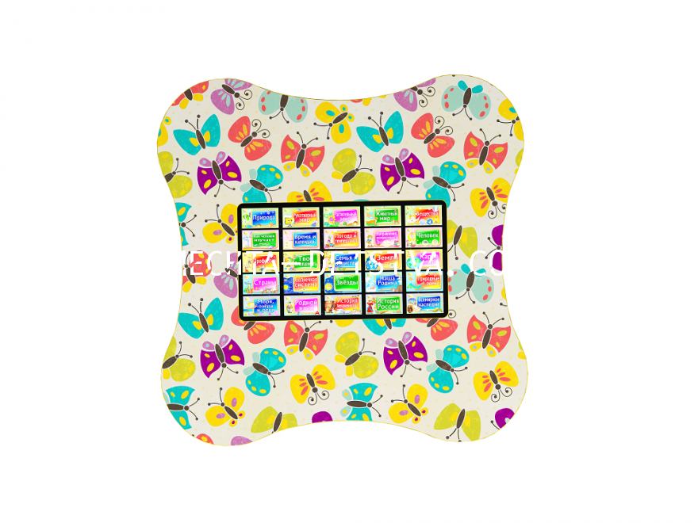 Интерактивный сенсорный комплекс-стол «Бабочка»