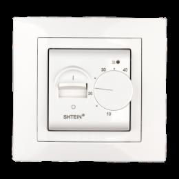Механический терморегулятор Shtein ST-300 белый