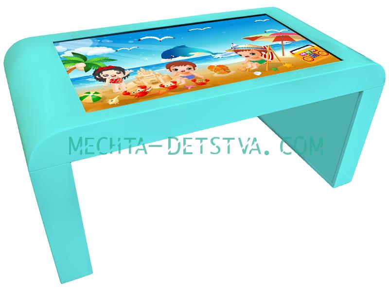 Интерактивный сенсорный стол «Дельфин»