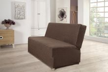 Чехол для двухместного дивана PALERMO(коричневый) Арт.2935-4