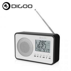 Радиоприемник с часами и будильником