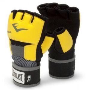 Перчатки Everlast Evergel желтые
