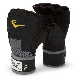 Перчатки Everlast Evergel черные