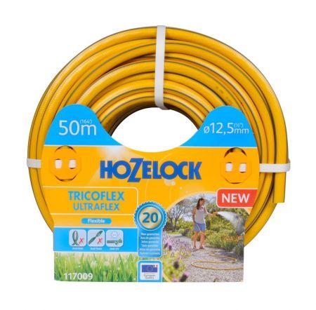ШЛАНГ HoZelock 117008 TRICOFLEX ULTRAFLEX 12,5 MM 30 M