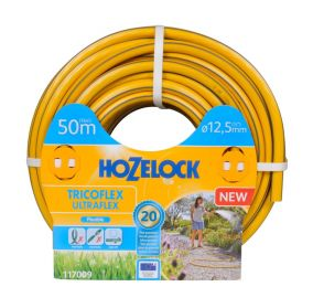 ШЛАНГ HoZelock 117008 TRICOFLEX ULTRAFLEX 12,5 MM 30 M