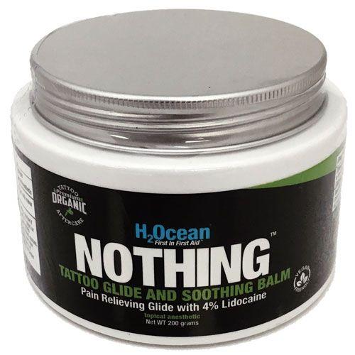 Обезболивающий вазелин H2Ocean Glide Nothing