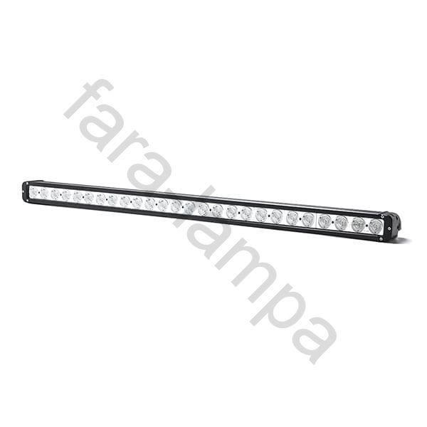Однорядная светодиодная балка 260 Ватт Дальний свет (длина 1080 мм)