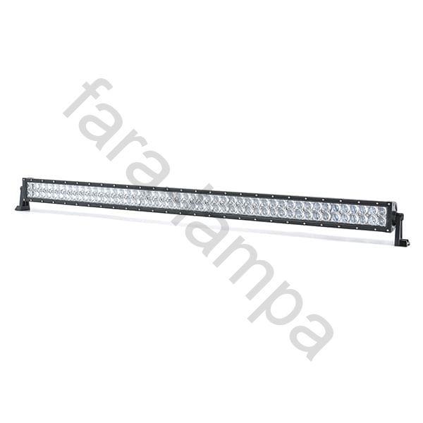 Светодиодная LED балка 5D линзы дальний свет 288 ватт