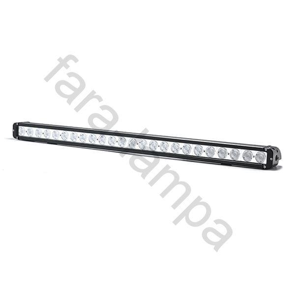 Однорядная светодиодная балка 240 Ватт Комбинированный свет (длина 1000 мм)