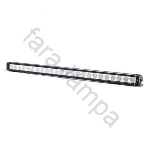 Однорядная светодиодная балка 240 Ватт Дальний свет (длина 1000 мм)