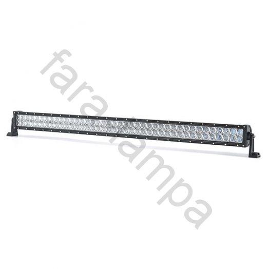 Светодиодная LED балка 5D линзы дальний свет 240 ватт