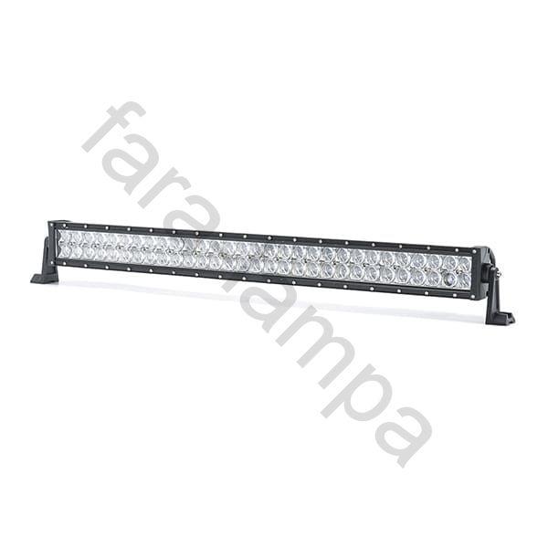 Светодиодная LED балка 5D линзы дальний свет 180 ватт