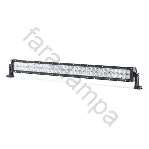 Светодиодная LED балка 5D линзы 180 ватт combo