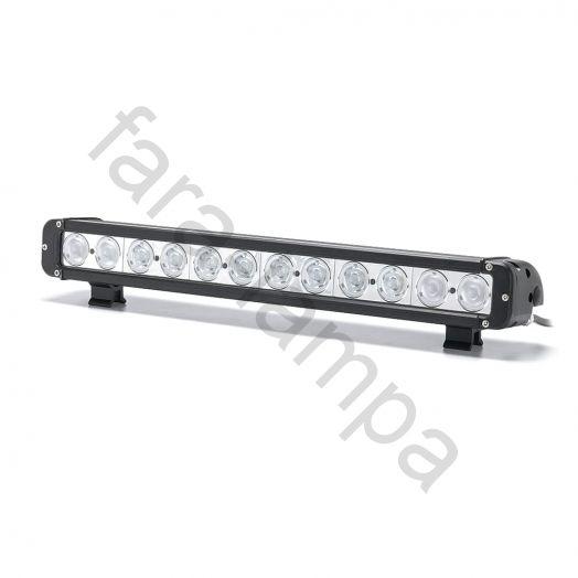 Светодиодная балка однорядная 120 Ватт Комбинированный свет (длина 520 мм)