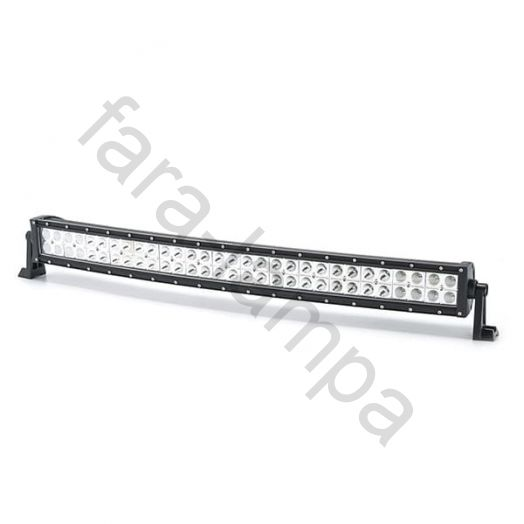 Светодиодная изогнутая LED балка 180 ватт combo