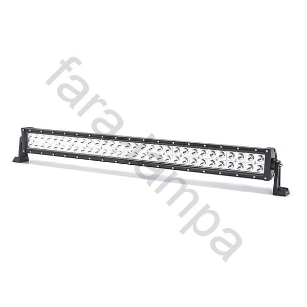 Двухрядная светодиодная LED балка дальний свет - 180W Cree