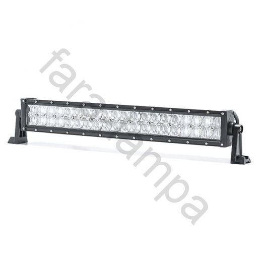 Светодиодная LED балка 5D линзы 120 ватт combo