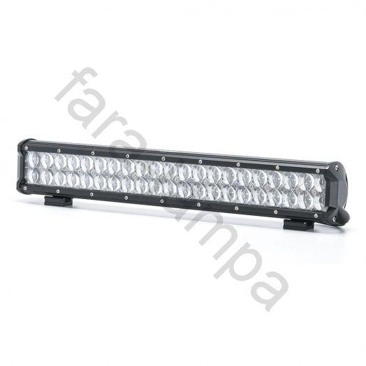 Светодиодная балка 5D Дальний свет 126 ватт