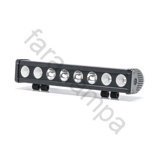 Однорядная светодиодная балка 80 Ватт Комбинированный свет (длина 380 мм)