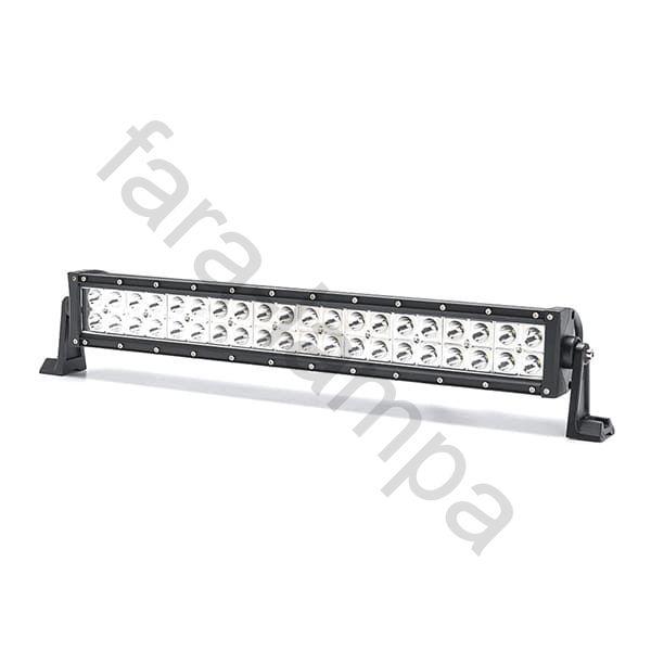 Двухрядная светодиодная LED балка Cree 120W дальний свет