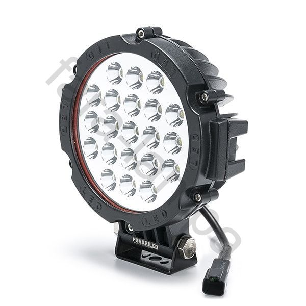 Светодиодная LED фара 63 Ватт PRO SPOT