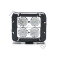 Светодиодная балка фара 40 ватт Комбинированный свет CREE 10W