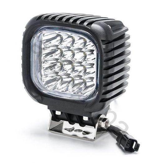 Светодиодная LED фара дальнего света 48 Ватт. Сree