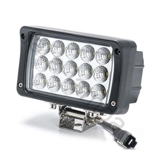 Светодиодная фара ближнего рабочего света 45 Ватт. LED Epistar