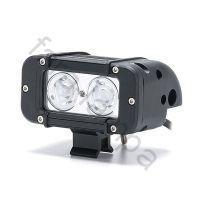 Однорядная светодиодная балка-фара 20 Ватт Дальний свет (длина 120 мм)