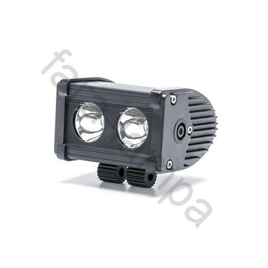 Светодиодная фара 20 ватт Дальний свет (длинна 115 мм)