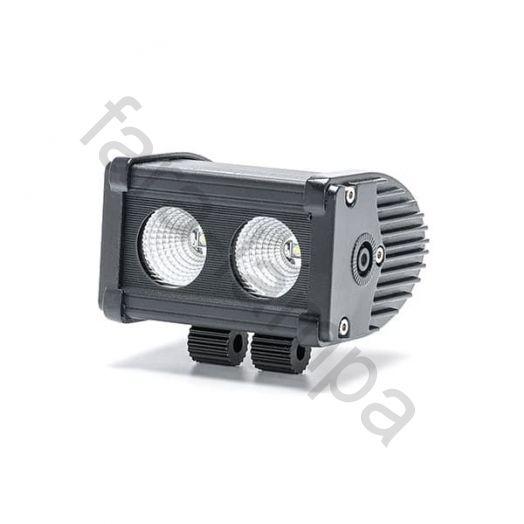 Однорядная светодиодная балка-фара 20 ватт Ближний свет (длина 115 мм)