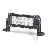 Двухрядная светодиодная LED балка дальний свет - 36W Gree